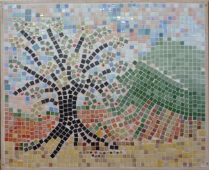 Mosaic Tree St Jospephs